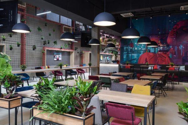 """Zavirili smo u novootvoreni coworking hub """"Wespa Spaces"""" idealan i za razna događanja"""