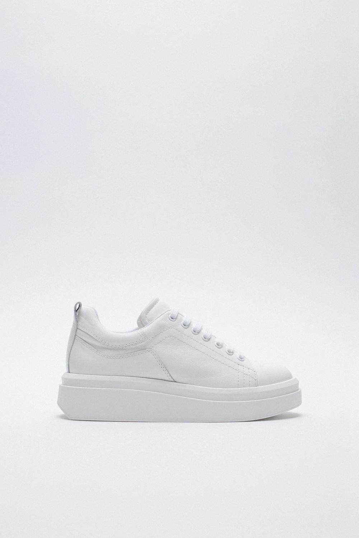 Zara bijele tenisice 2021.