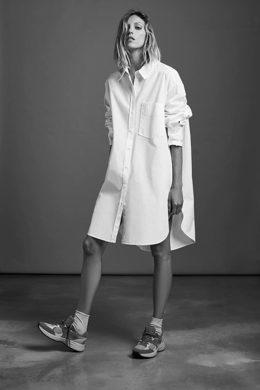Zara oversized košulja 2021.