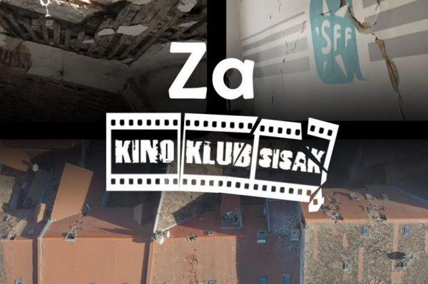 Pošaljite svoje snimke i fotografije za dokumentarac o razornom potresu i pomozite Kino klubu Sisak