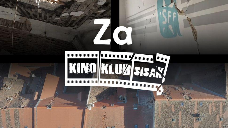 dokumentarac o potresu - humanitarna akcija Kino klub Sisak cover)