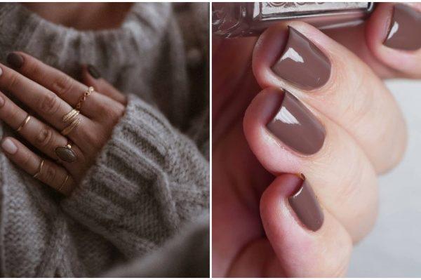 'It' boja laka za nokte za siječanj