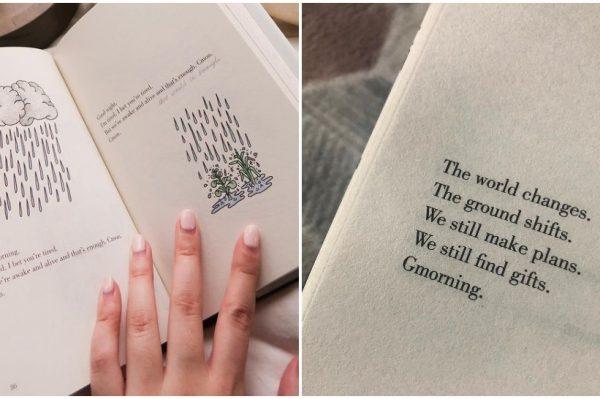 Knjiga tjedna: Ilustrirana knjiga citata i poezije 'pep talk' je koji svi trebamo
