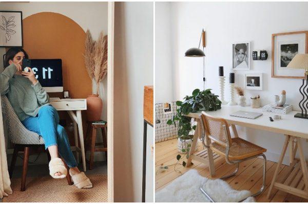 Kućni uredi poznatih blogerica koji vas mogu inspirirati na uređenje vašeg