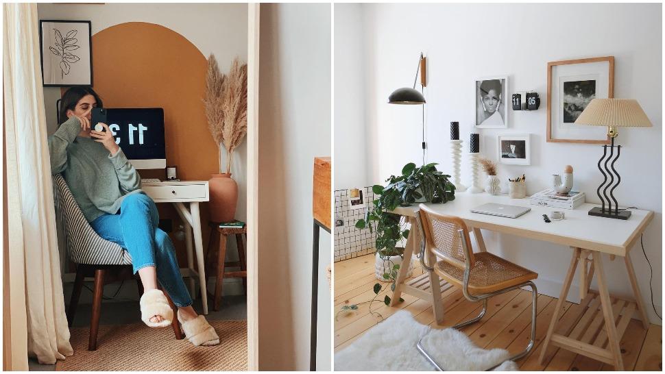kućni uredi poznatih blogerica