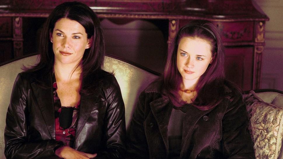 najgledanije serije - Gilmore Girls cover