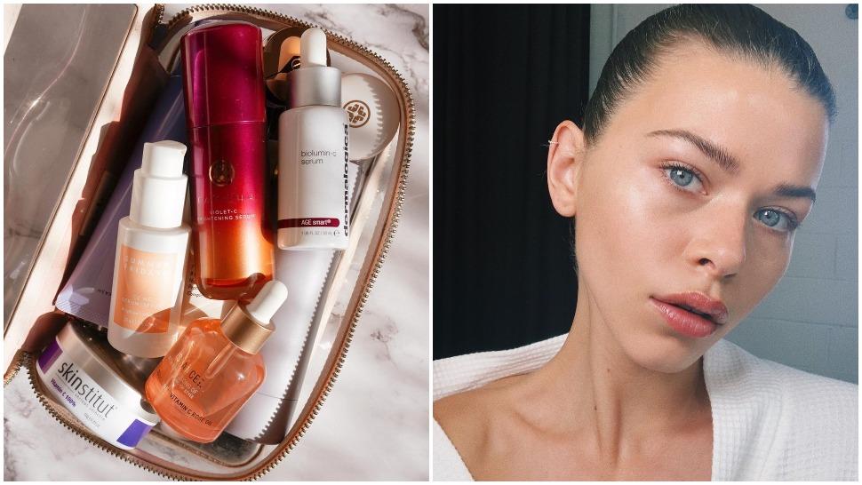 nanošenje skincare proizvoda beauty vodič