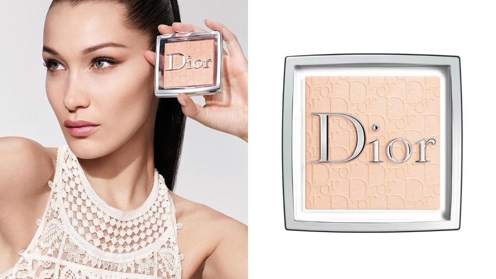 Dior Face & Body Powder-No-Powder Foundation