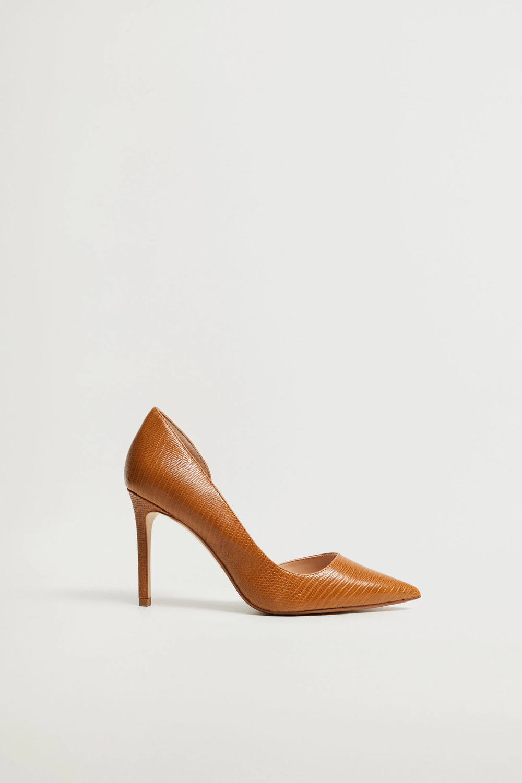 Mango cipele s potpeticom za proljeće 2021.