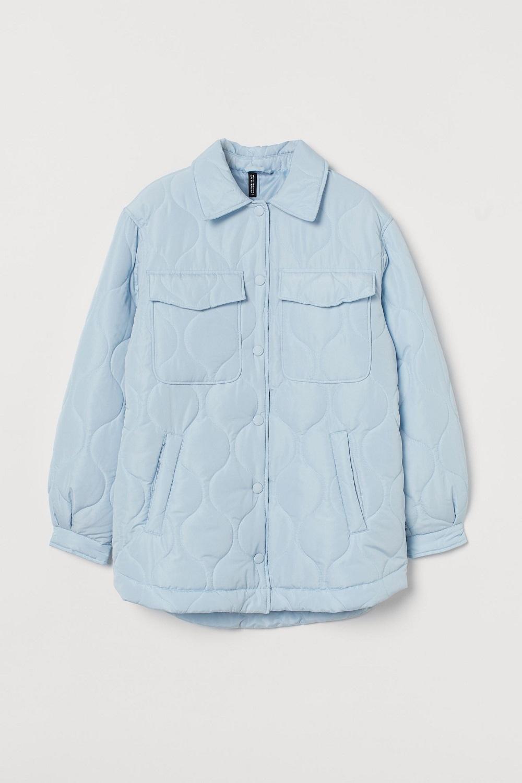 H&M prošivene jakne proljeće 2021.