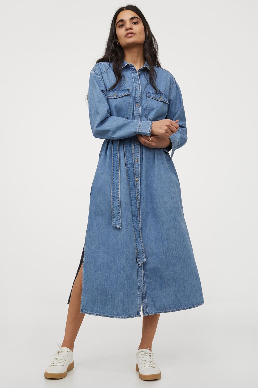 H&M traper haljina proljeće 2021.