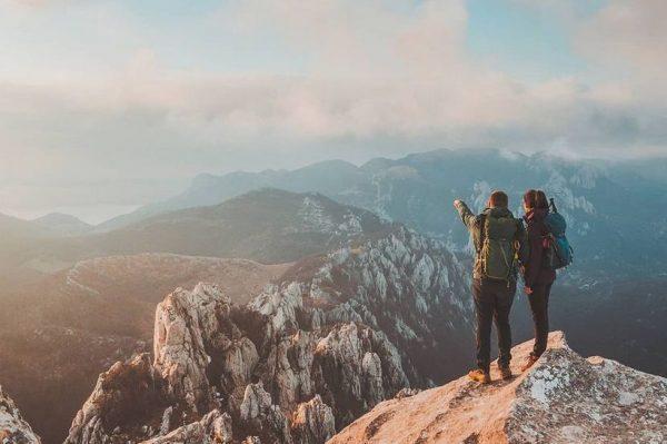 Instagram profil ovog para iz Zagorja oduševit će svakog zaljubljenika u prirodu i planinarenje
