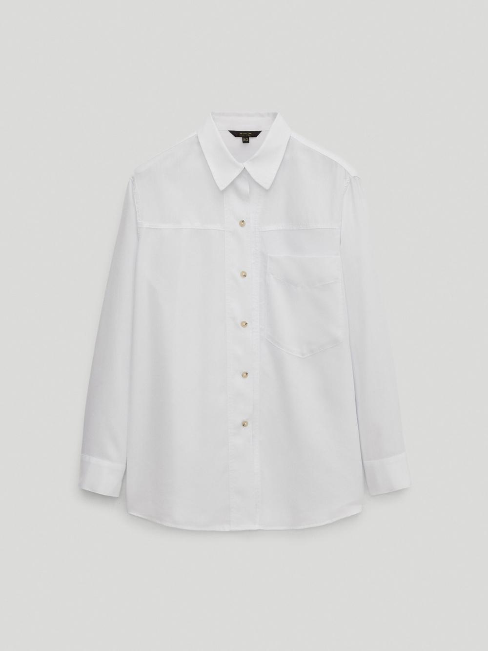 Massimo Dutti košulje proljeće 2021.