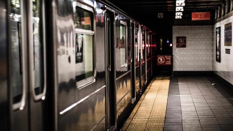 NY Subway naslovna
