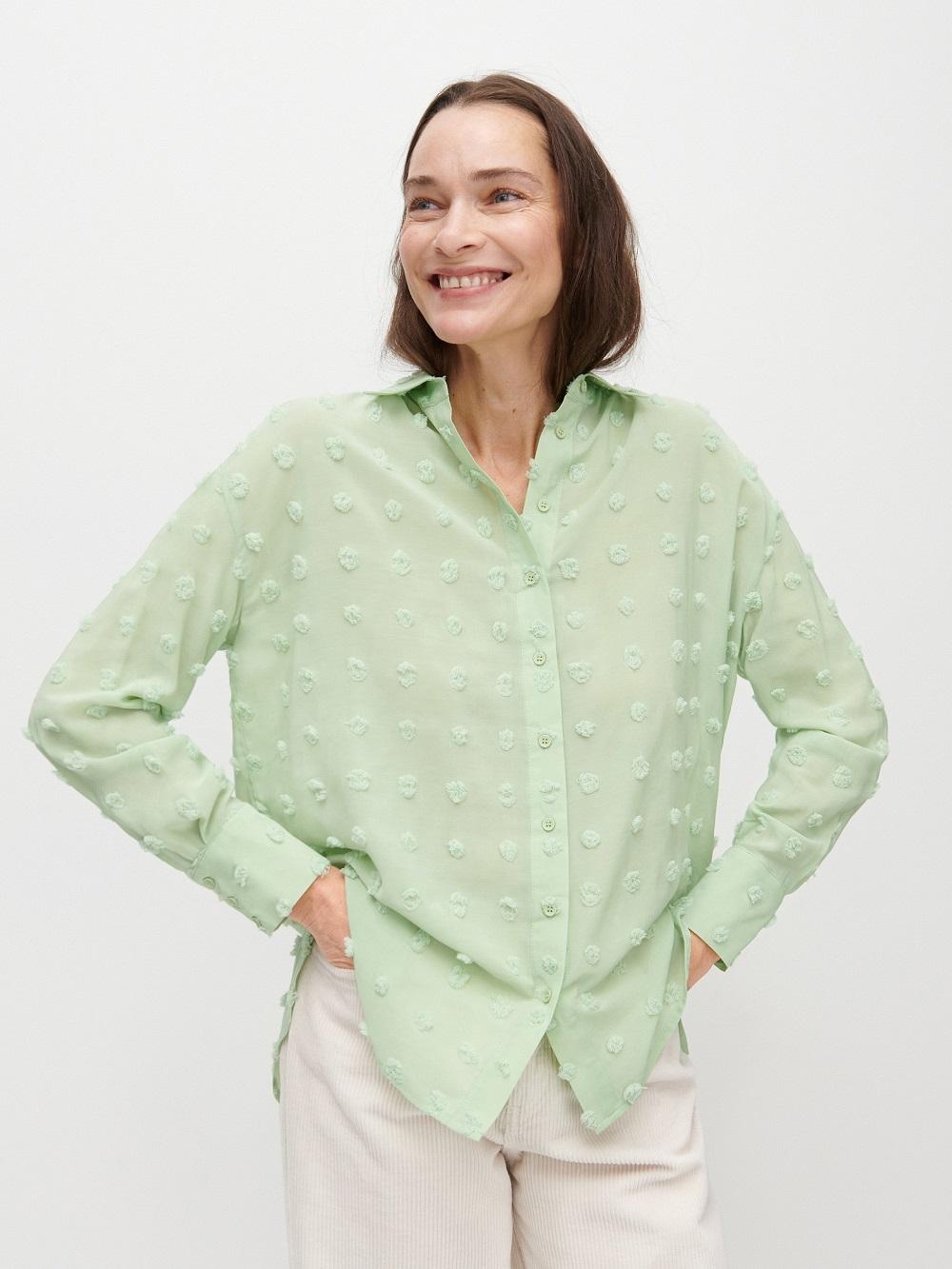 Reserved zelena boja modni trend proljeće 2021.