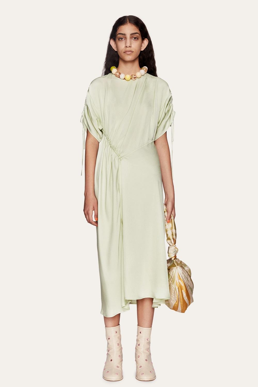 Stine Goya zelena boja modni trend proljeće 2021.