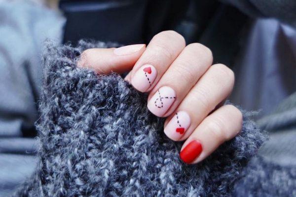 Valentinovo manikure koje su zapravo baš cool