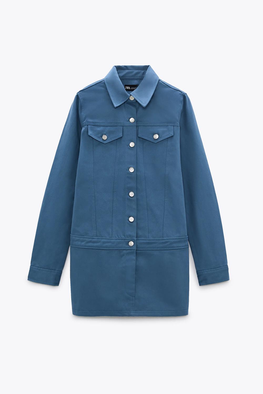 Zara traper haljina proljeće 2021.