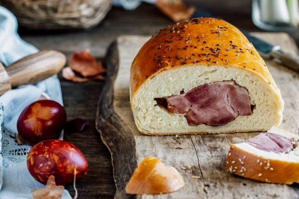 Od slatkoga slađe: Šunka u kruhu za najfiniji uskrsni doručak