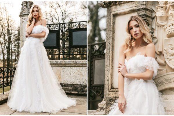 Vjenčanice Ivana Alduka u novom bridal editorijalu našeg poznatog dizajnera