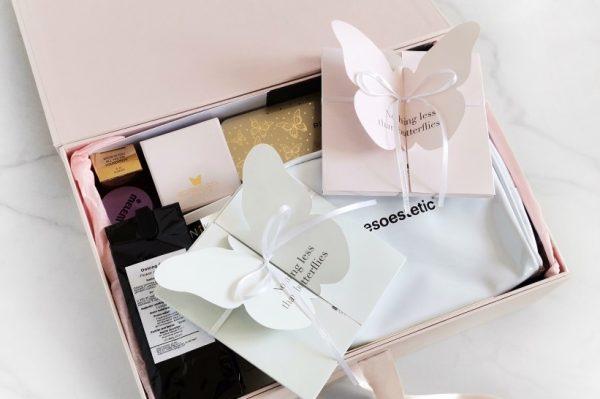 Veliki gift box kao mali znak pažnje iz Borbolete