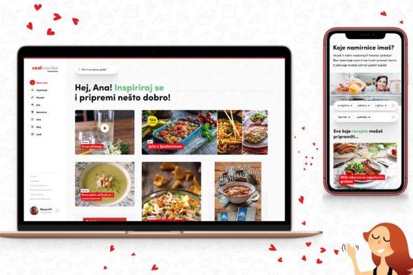 Predstavljena nova Coolinarika – online platforma koja ispunjava sve kulinarske potrebe svojih korisnika