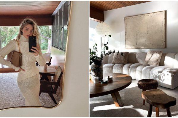 Top model Elsa Hosk je nedavno uselila u ovu fantastičnu kuću
