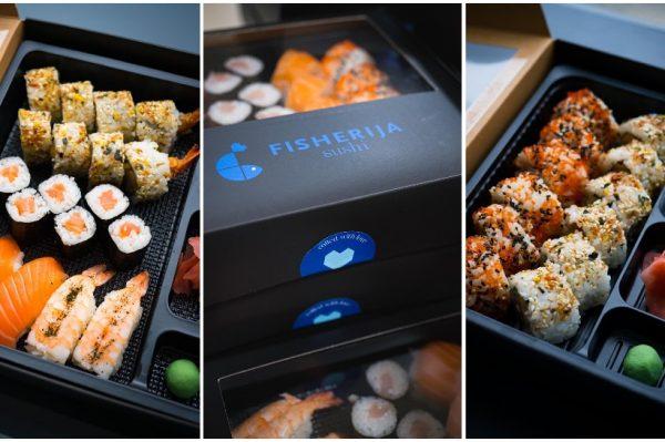 Fisherija odnedavno u ponudi ima sushi, a uskoro otvaraju na još jednoj lokaciji