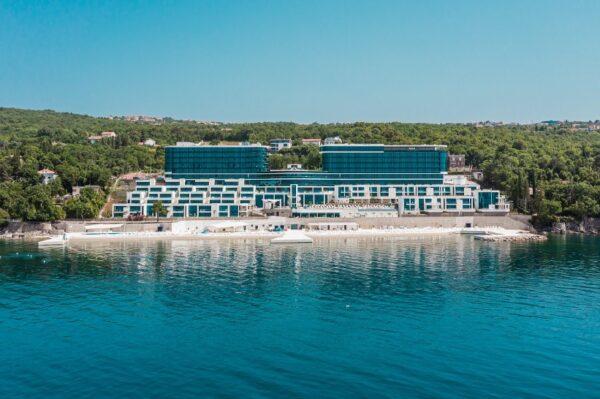 Otvoren je dugoiščekivani Hilton resort na Kvarneru i izgleda predobro