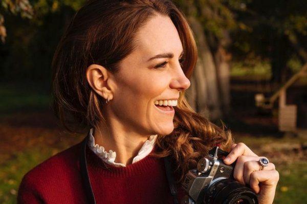 Kate Middleton je objavila knjigu fotografija o pandemiji