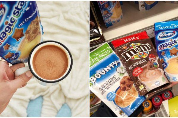 Bounty, M&M's, Milky Way ili Mars vruća čokolada može popraviti svaki dan