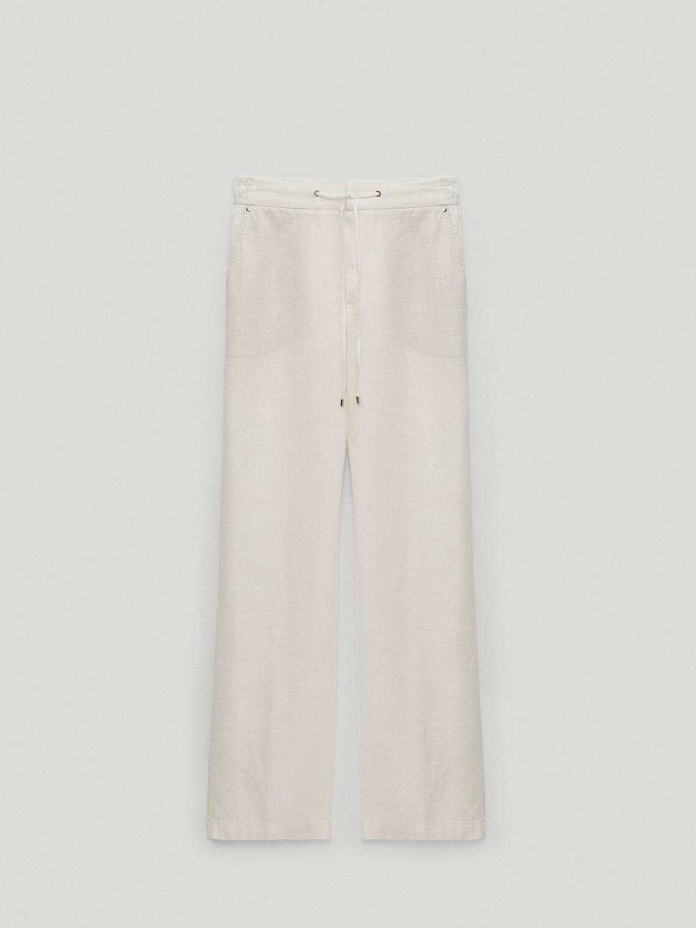 Massimo Dutti Linen Collection proljeće 2021.