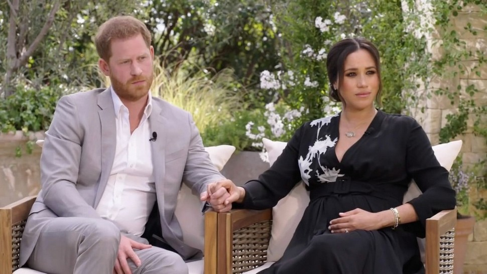 Meghan Markle i princ Harry Oprah intervju