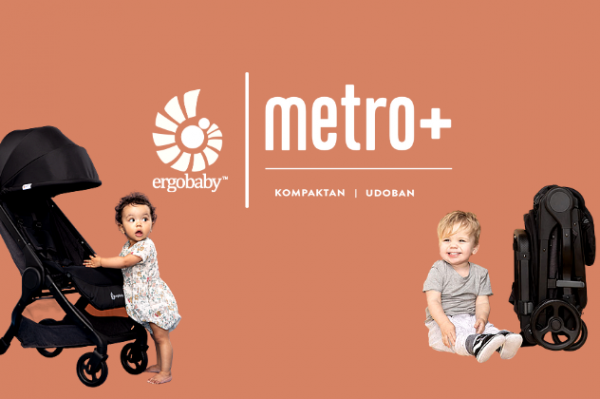 Odobrile bebe: nova Metro+ kolica oduševit će i vaše najmanje stručnjake
