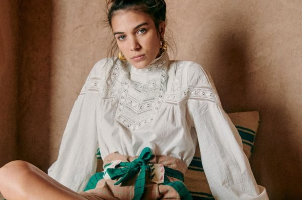 Raskošne bluze, romantične haljine i cool hlače su novi modni favoriti za svaku proljetnu garderobu
