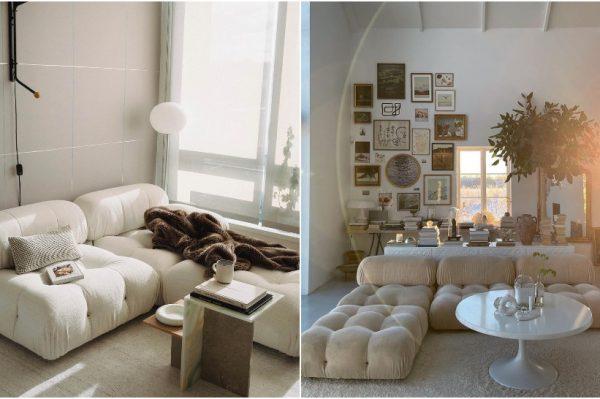 Sofa koja je osvojila Instagram svojim unikatnim dizajnom