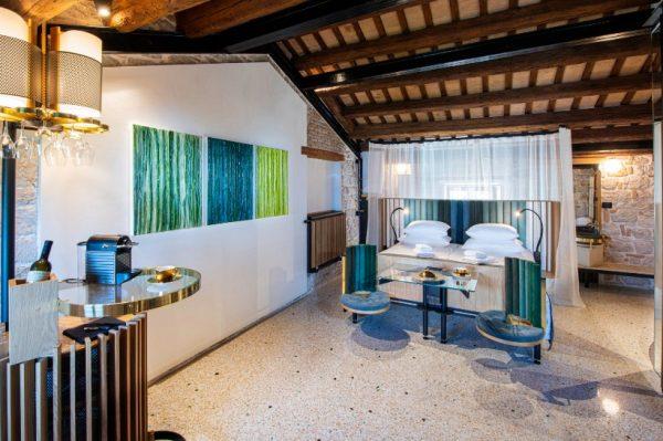 Novouređeni dodatak poznatom hotelu Spirito Santo u Rovinju naprosto zove na getaway