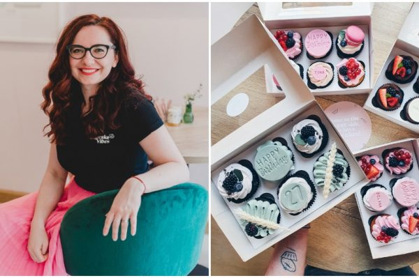 Naša gastro blogerica u Stuttgartu je otvorila kafić Cupcakes & Bagels koji Nijemci obožavaju