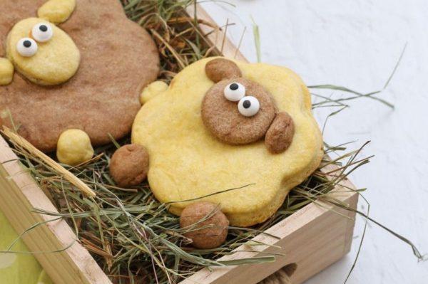 Tonkina kužina: Uskrsni keksi u obliku ovčica