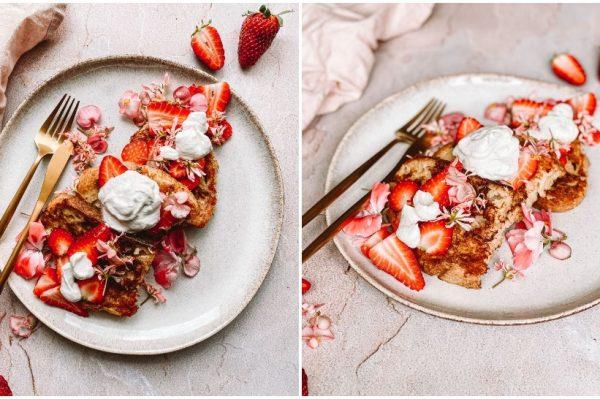 Marie Wasler: Francuski tost s jagodama za malo drugačiji uskrsni brunch
