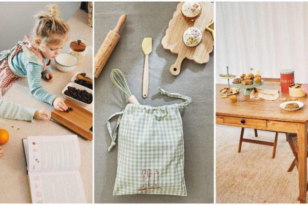 Zara Home ima najslađu kolekciju za male pomagače u kuhinji