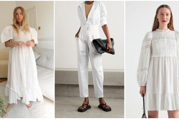 Bijela boja je sinonim za proljetne i ljetne dane – izdvojile smo 50 divnih modela