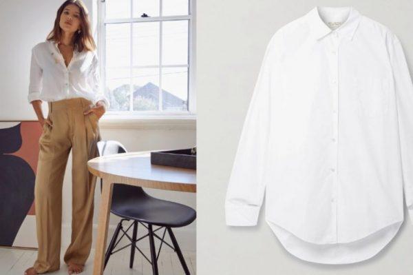 7 savršenih: Bijela košulja za baš svaki ženski ormar