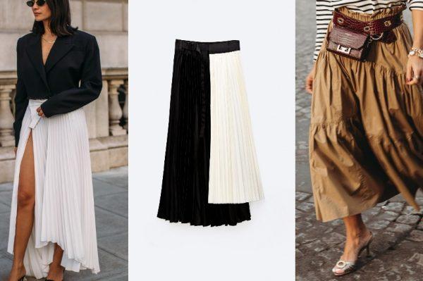 Suknje koje će i najjednostavniju kombinaciju pretvoriti u efektni look