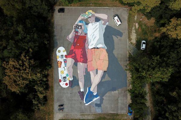 Ulični triptih će tijekom 2021.  zagrebačke ulice pretvarati u street art galeriju