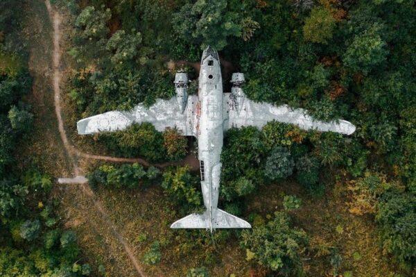 Napušteni aerodrom kod Plitvica je super ideja za jednodnevni izlet