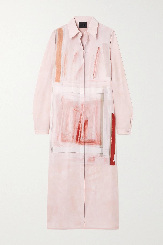 Akris midi haljina proljeće ljeto 2021.