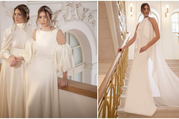 Dašak elegancije u novoj kolekciji vjenčanica modnog studija Arileo