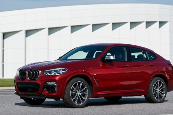 Četiri godine gratis produženog jamstva na odabrane BMW X modele