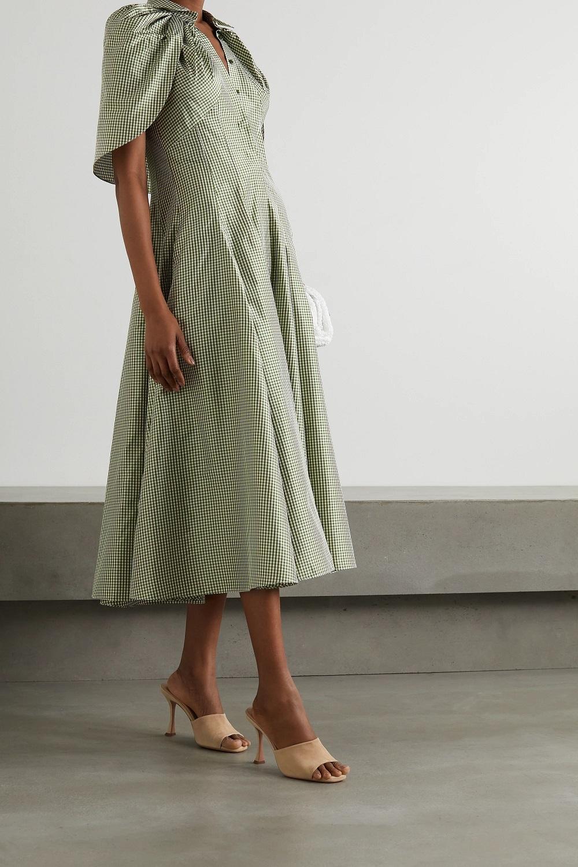 Brandon Maxwell midi haljina proljeće/ljeto 2021.